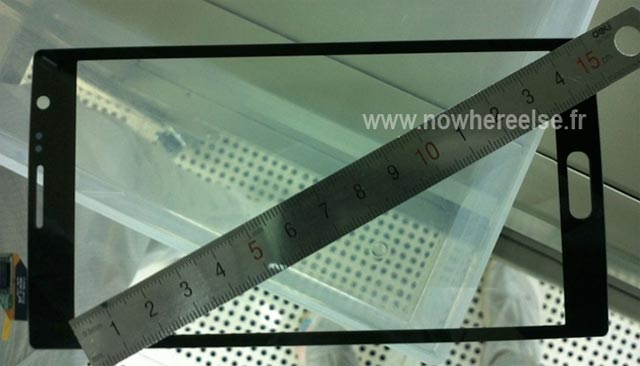 Schermo Samaung Galaxy Note 2