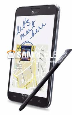 1 milione di Samsung Galaxy Note
