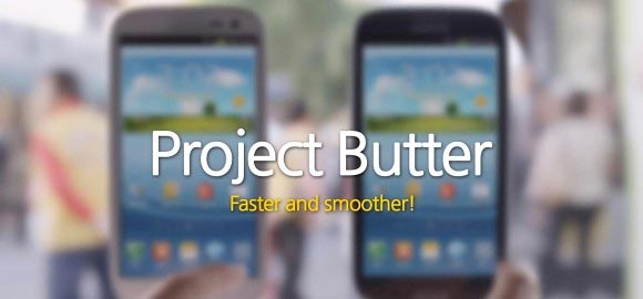 Samsung Galaxy S3 Android Jelly Bean Project Butter