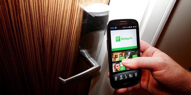 Samsung Galaxy S3 hotel Londra 2012