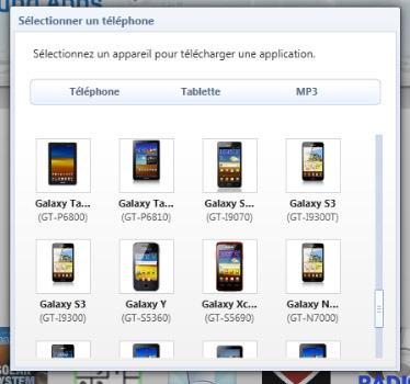 Samsung Galaxy S3 kies