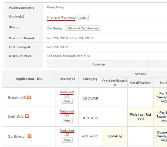 Tizen Samsung I8805 Redwood e il Samsung I8800 Melius