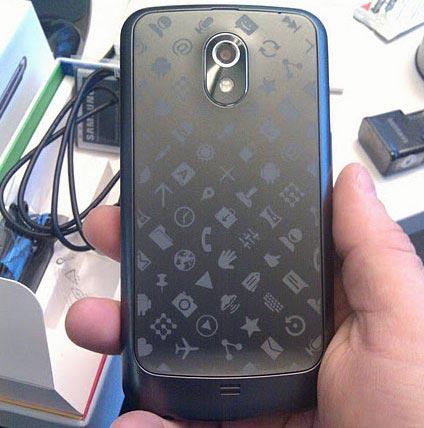 Samsung Galaxy Nexus dipendenti Google
