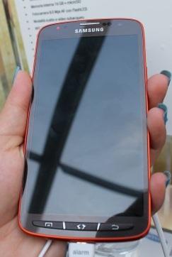 Samsung Galaxy S4 Active ha un Hardware molto simile al modello di