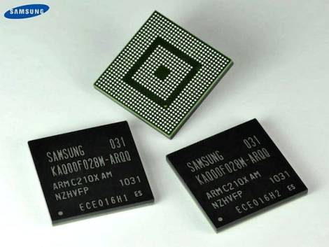 Samsung Orion 1 Ghz Dual Core