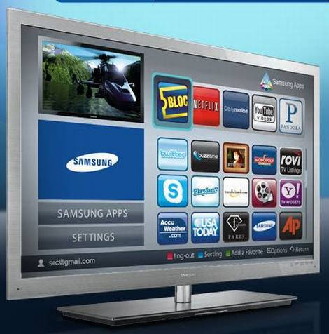 Samsung Smart TV Challenge