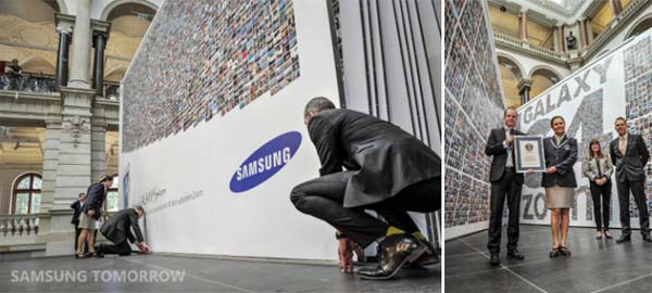 Samsung Guinness World Records