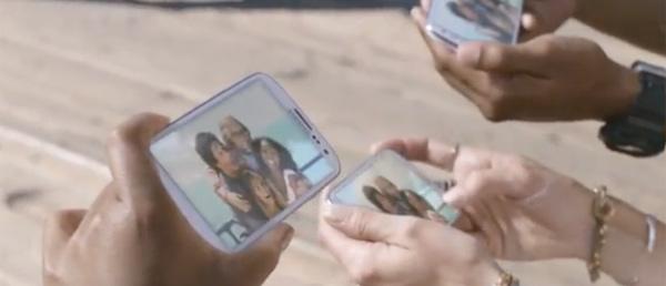 Samsung Galaxy S3 - promo Share Shot