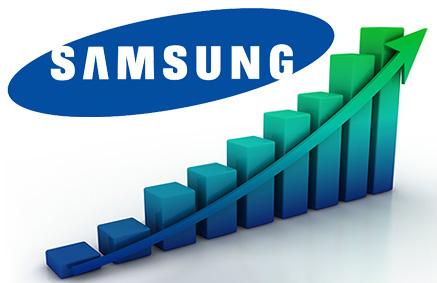 Samsung vendite