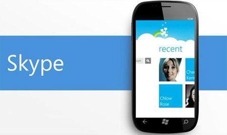 Skype per Windows Phone 7