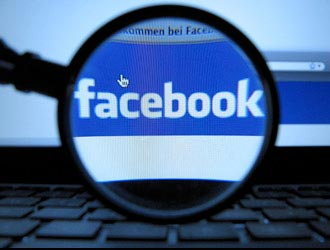 Facebook lente ingrandimento