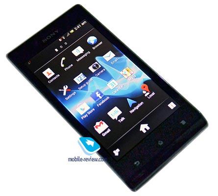Sony xperia j specifiche e foto ufficiose
