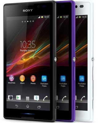 Sony Xperia SP M35T