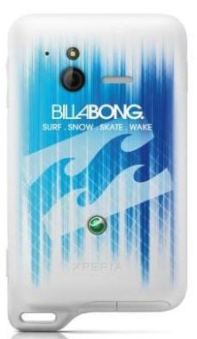 Sony Ericsson Xperia Active Billabong edition