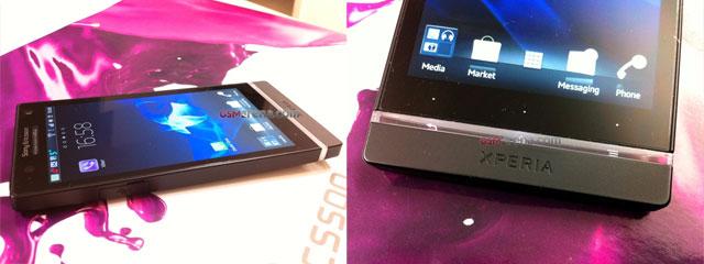 Sony Ericsson Xperia Nozomi