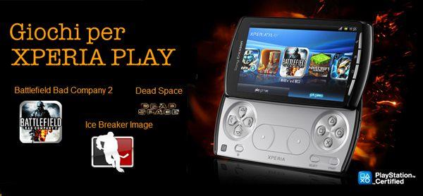 giochi gratis per cellulare sony ericsson
