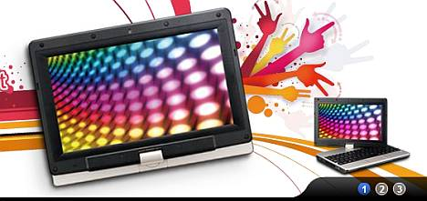 Gigabyte Tablet Pc
