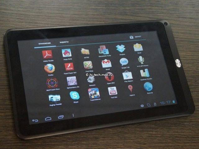 Hyundai: tre nuovi tablet Android 4.0 ICS