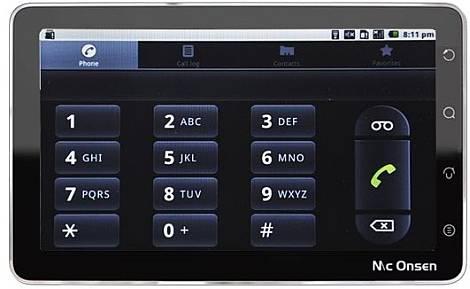 NetPad McOnsen O4