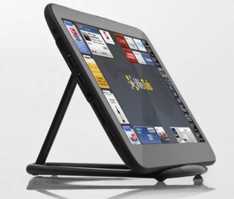 WeTab Tablet con Meego
