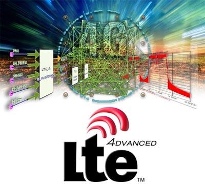 LTE 4G advanced