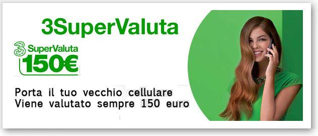 porta telefono usato : Passa a Tre: 150 euro di Sconto se si porta un Telefono usato