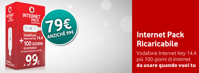 Vodafone Internet Pack 79 euro