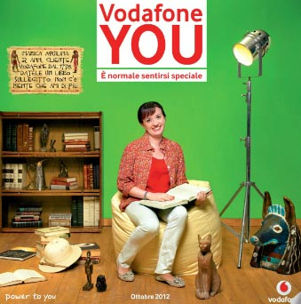 Vodafone YOU catalogo