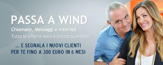 Wind fino a 300 euro di ricarica con la promo porta un amico - Porta i tuoi amici in wind quanto dura ...