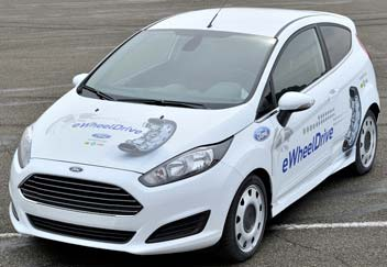 Ford motore ruote