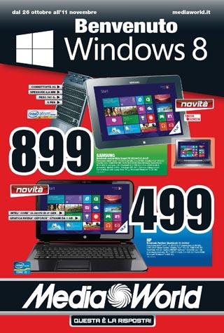 Microsoft Windows 8 Mediaworld