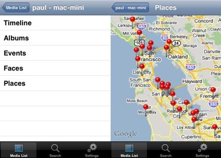 Simplify Photo: Gestione Remota delle foto per iPhone