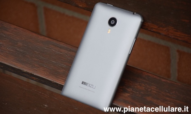 Meizu MX4 unboxing retro