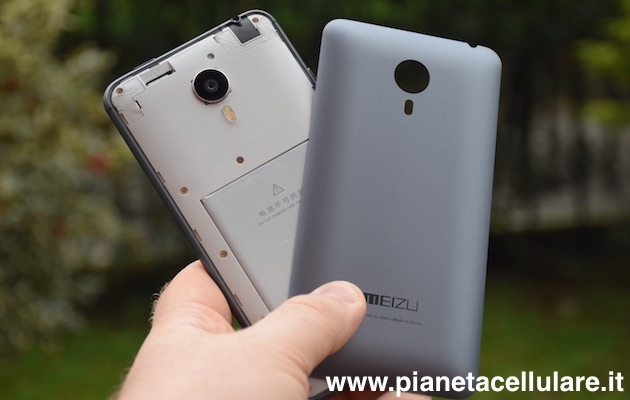 Meizu MX4 unboxing cover