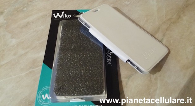 Cover Folio Wiko Bloom