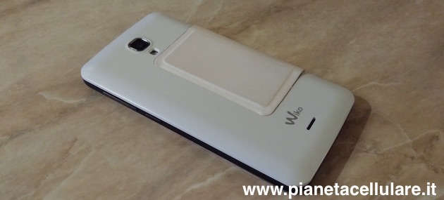 Cover Folio Wiko Bloom retro