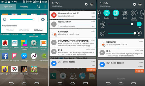 Lg G3 - Android L