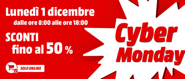Cyber Monday 2014 - Media World