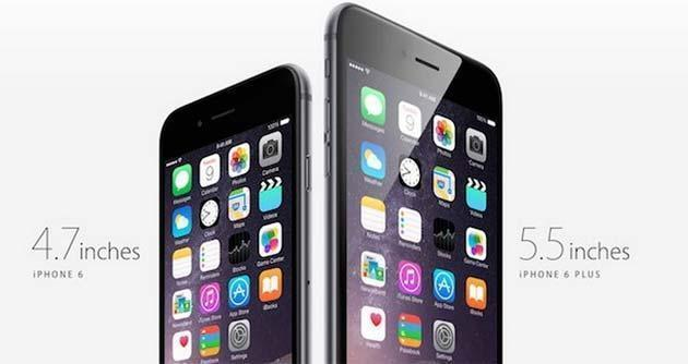 Apple iPhone 6, 6 Plus