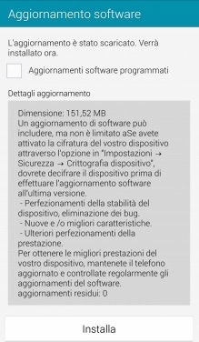 Update Samsung Galaxy Note 4
