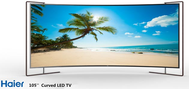 Haier TV OLED Full HD 55H9800