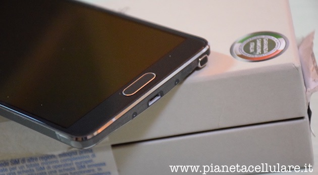 Samsung Galaxy Note 4 Sotto