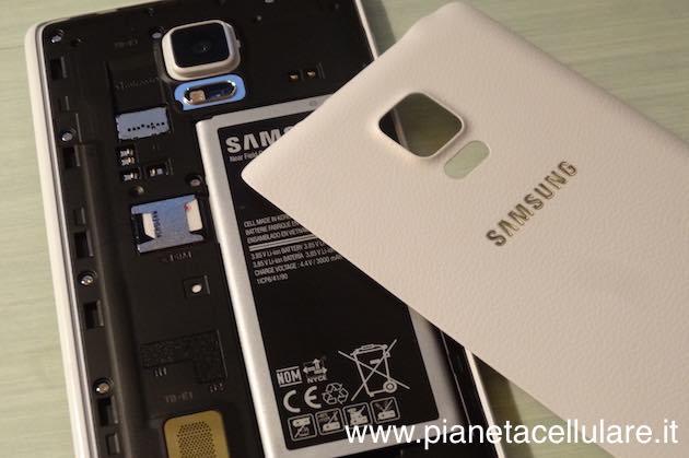Samsung galaxy note edge video anteprima e prime impressioni su note