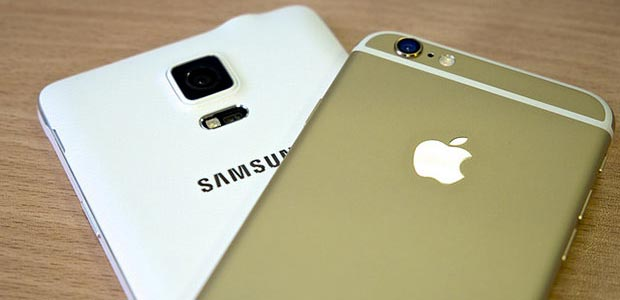 Samsung e Apple top gamma