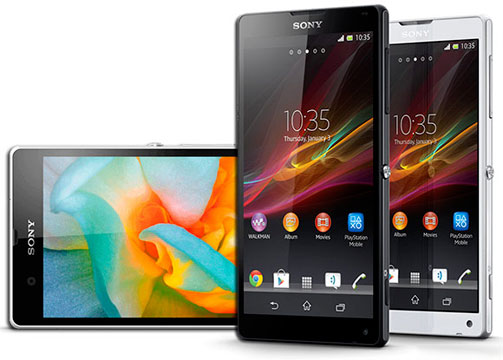 Android 5.0 Lollipop Sony Xperia Z3 e Xperia Z3 Compact