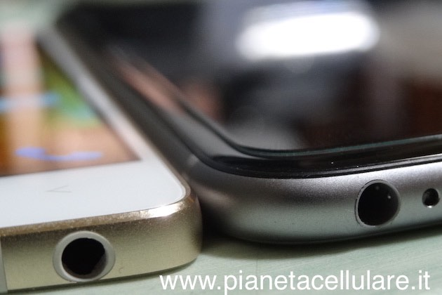 Kazam Tornado 348 vs Apple iPhone 6 Plus