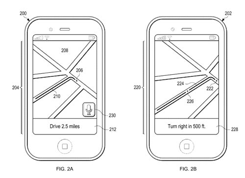 Apple - brevetto 'Sharing location information among devices'