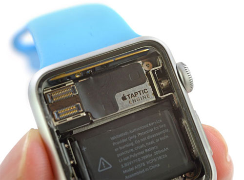 Apple Watch - Taptic Engine