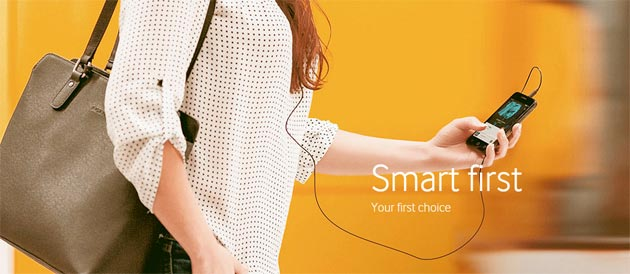 Vodafone Smart First 6