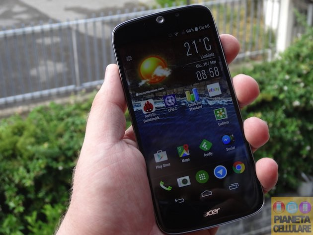 Display Acer Liquid Jade S
